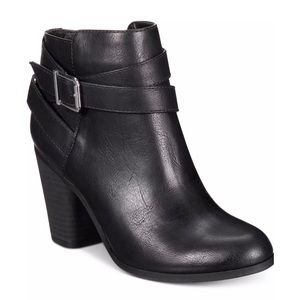 NEW Material Girl Women's Lexia Bootie Boots